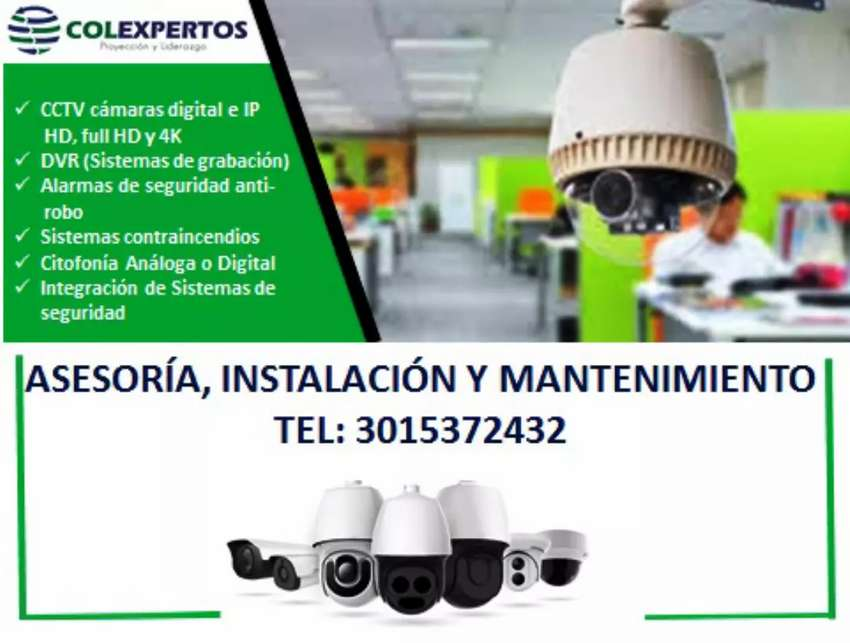 INSTALACIÓN Y MANTENIMIENTO DE CIRCUITO CERRADO DE TELEVISIÓN 0