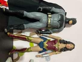 Super heroes gigantes