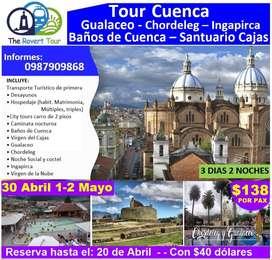 TOUR FERIADO 1 DE MAYO