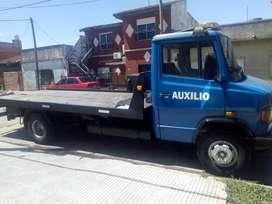 GRUA AUXILIO PLANCHA MB 709