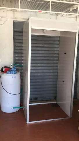 Se vende cabina de desinfección