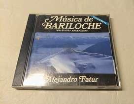 CD original. Música de Bariloche Vol. 2