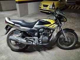 Moto honda cbz 160