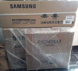 Vendo aire acondicionado Samsung 220v