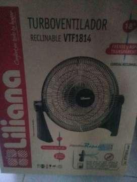turbo Liliana nuevo en caja  sin uso directo de fabrica..