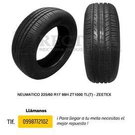LLANTAS 225/60 R17 ZEETEX