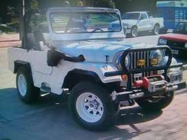VENDO JEEP IKA U$S 3.200