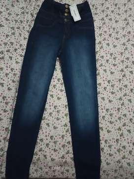 Pantalón nuevo 4 botones
