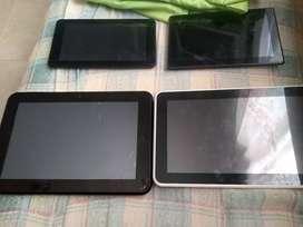 Tablets para respuestos