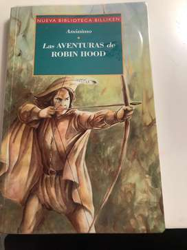 """Libro """"Las aventuras de Robin Hood"""""""