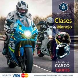 ESCUELA DE MANEJO DE MOTOS LINEALES