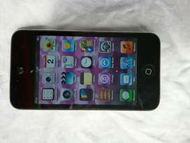 iPod Touch 4g 32gb Wifi Bt Apple Original