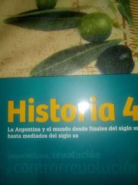 Historia 4 serie llaves
