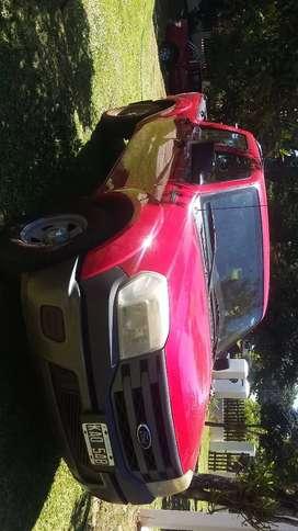 Vendo Ford ranger 2011 excelente estado