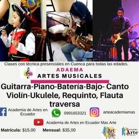 CURSO DE MUSICA COMPLETO