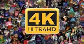 Peliculas 4K HDR