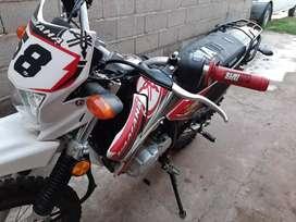 Vendo Yamaha XTZ 125 mod. 2015