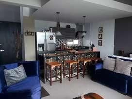 Vendo o permuto hermoso apartamento en conjunto palmas de  iraca permuta  50% .