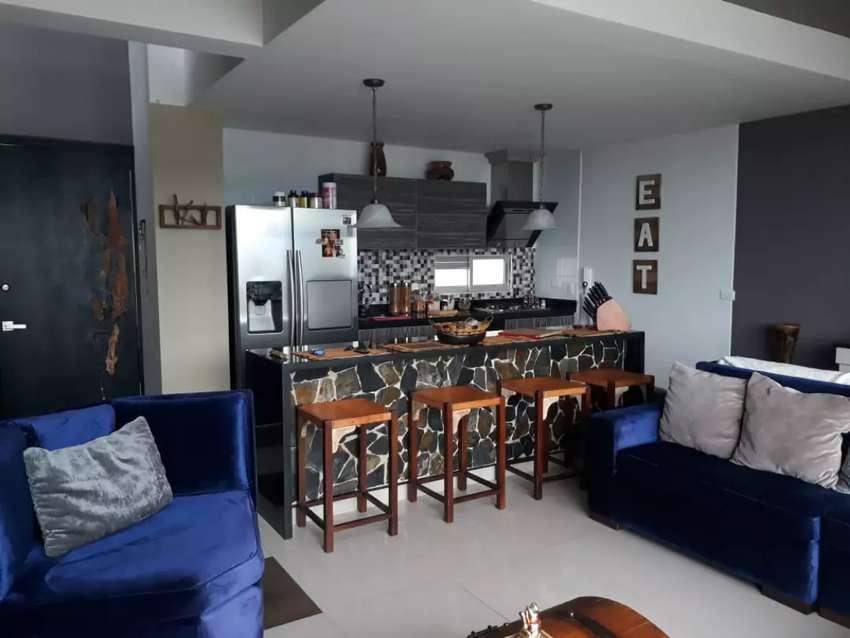 Vendo o permuto hermoso apartamento en conjunto palmas de  iraca permuta  50% . 0