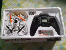 Dron semi nuevo en caja