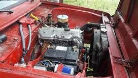 Camioneta  mázda  del 78 motor standart