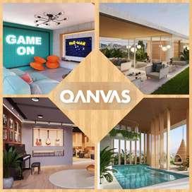Suites y Departamentos en Venta en el Edificio Qanvas