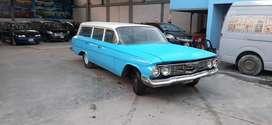 Chevrolet Brookwood Del 61