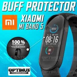 Buff Screen pelicula Protector para reloj Smartwatch Xiaomi Mi Smart Band 5