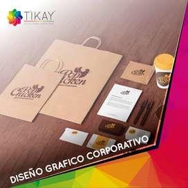 Diseño gráfico profesional, diseñamos habladores, brochures, dipticos, tripticos, revistas, catálogos, logos