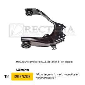 MESA DE SUSPENSION CHEVROLET D-MAX 4X4