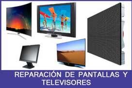 TÉCNICO ESPECIALIZADO EN REPARACIÓN TV
