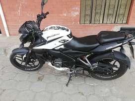Vendo moto pulsar ns160