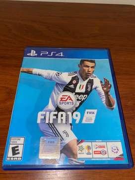 Fifa 19 original fisico playstation 4
