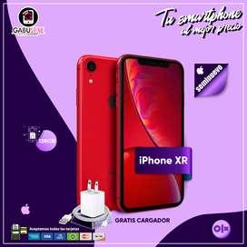 iPhone XR 128GB seminuevo *con garantía*
