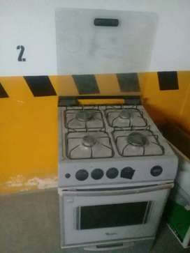 Cocina Whirlpool