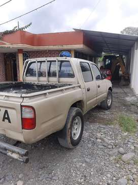 Vendo camioneta a toda prueva 2002