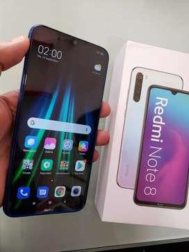 Xiaomi redmi note 8 nuevos