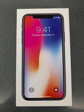 Iphone X 64Gb y 256Gb.