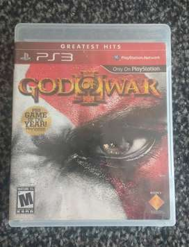 god of war 3 ps3 en buen estado