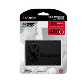 Disco interno SSD Kingston aumenta el rendimiento de manera significativa.