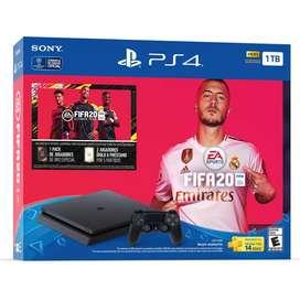 Playstation 4 Edicion Fifa 20