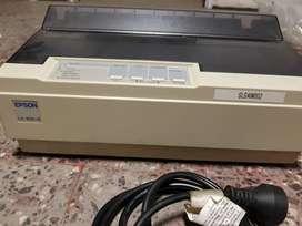 Impresora Matricial Epson LX 300 II