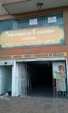 VENDO LOCAL TIPO BODEGA PARA CALL CENTER, FARMACIA, SUPERMERCADO... EN PLENO CENTRO DE BOGOTÁ
