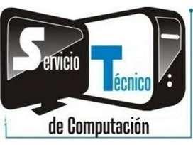 Servicio Tecnico PC LAPTOP TABLET CELULAR