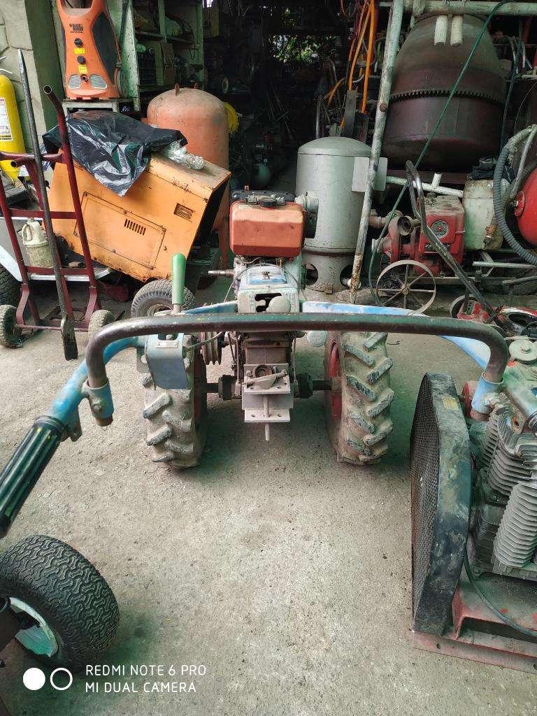 Tractor de Tiro para Remolque 10hpdiesel 0