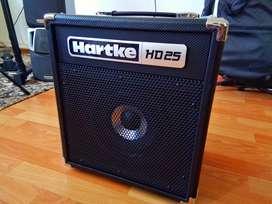 Amplificador De Bajo Hartke 25 (Recoger en Chorrillos)