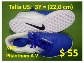 Pupillos para niños Talla US 3.0 Nike