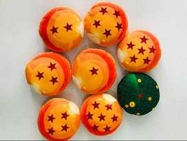 Cojines esferas del dragón