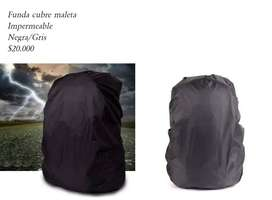 Funda Impermeable Maleta