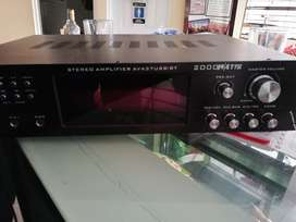 Vendo Amplificador Spain 2000w